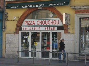 Pizzer�a Chouchou