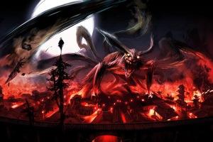 Kyubi encerrado en Naruto