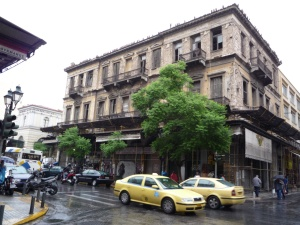 Centro de Atenas IV