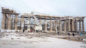 Restauración del Partenón