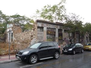 Centro de Atenas II