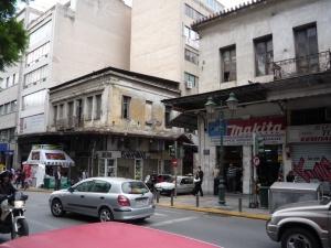 Centro de Atenas I