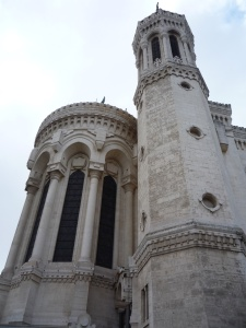 Torre de Notre-Dame de Fourvière
