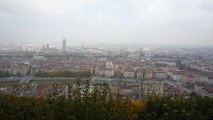 Lyon desde Fourvière