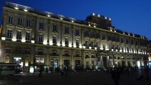 Place des Terreaux de noche