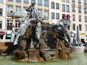 Fontaine de Bartholdi