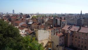 Lyon desde Croix Rousse