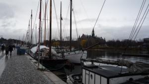 Veleros en Estocolmo