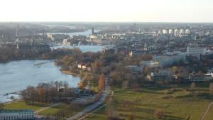 Panorámica de Estocolmo