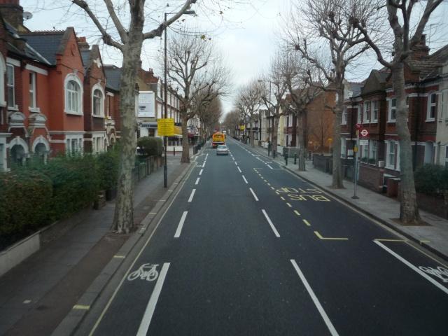 Resultado de imagen de calles de londres