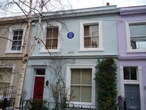 Casa en la que vivió George Orwell