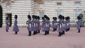 Guardias de Buckingham Palace