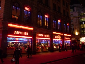 Aberdeen Angus Steak Houses