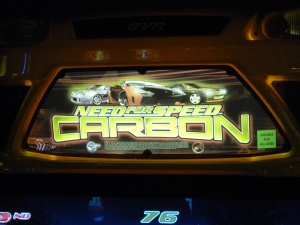 Recreativa de Need for Speed Carbon