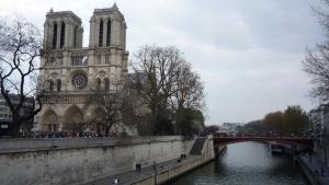 Notre-Dame y el Sena