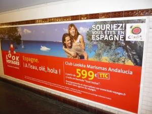 """Para un francés: """"aló, olé, olá"""""""