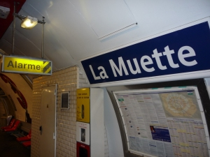 ¡La Muette!