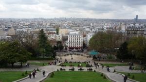 París desde Montmartre