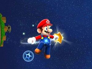 Super Mario Galaxy a 720p