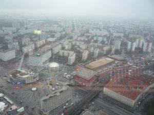 Vistas desde el Fernsehturm
