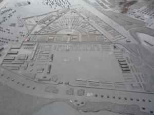 Plano de Sachsenhausen