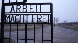 Entrada a Sachsenhausen