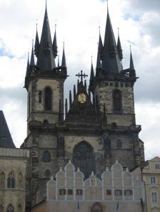 Iglesia de Tyn