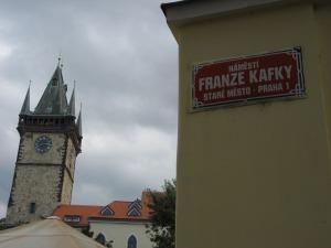 Plaza de Kafka