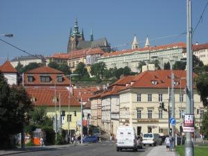 Distrito del Castillo de Praga