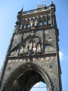 Torre del Puente Carlos
