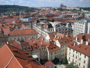 Paisaje de Praga