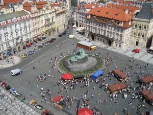 Plaza de la Ciudad Vieja