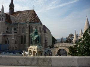 Iglesia de Matías y Bastión de los Pescadores