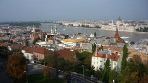 Panorámica del Danubio