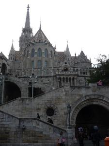 Iglesia de Matías y el Bastión de los Pescadores