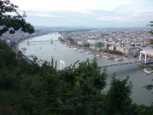 Vistas desde la colina de San Gerardo