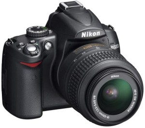 Mi nuevo juguetito: Nikon D5000