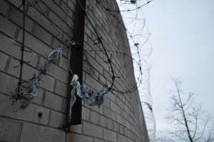 Protecciones en los muros