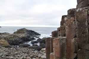 Detalle de las piedras