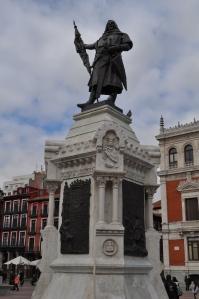 Monumento al conde Pedro Ansúrez