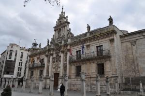 Facultad de Derecho de Valladolid