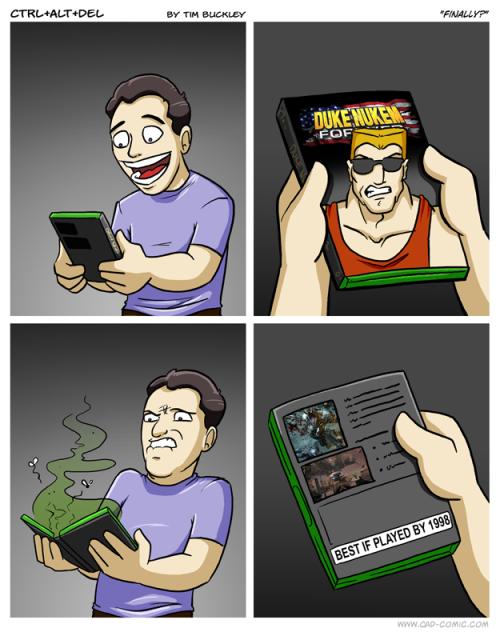 Análisis exhaustivo de Duke Nukem Forever