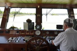 Cabina del barco