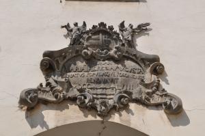 Detalle de la Puerta de Miguel