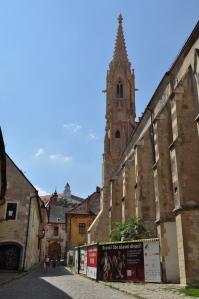 Iglesia y convento de las clarisas