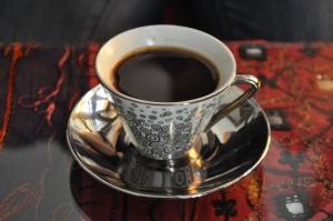 Café árabe tradicional