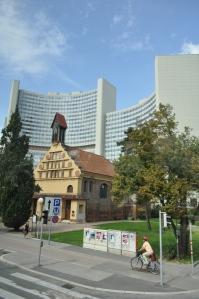 Sede de las Naciones Unidas en Viena