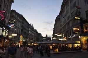 Calle Gold-schmiedgasse
