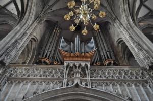 Órgano del Stephansdom