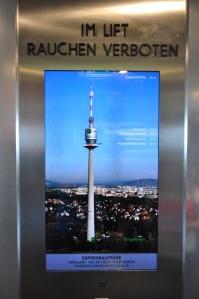 Ascensor de la Torre del Danubio